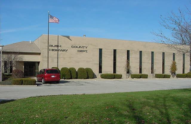 Rush County Highway Department