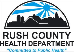 Rush County Indiana Health Department Logo
