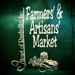 Rush County Farmers and Artisans Market Logo